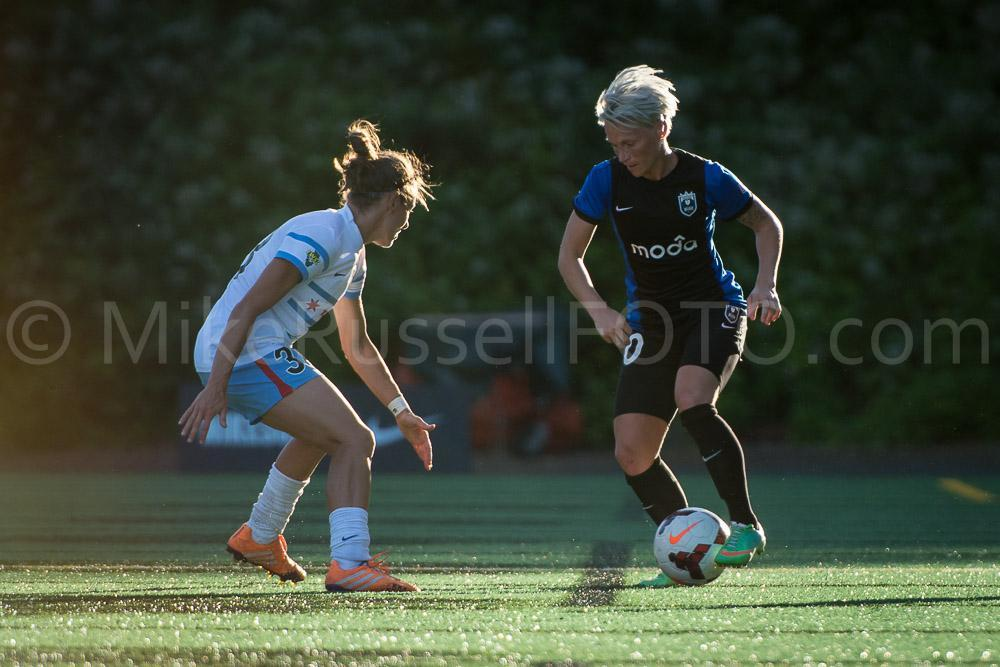 Reign FC Beat Chicago