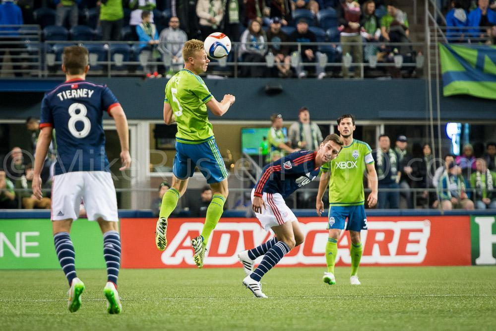 Sounders Start Season Strong, Win 3-0