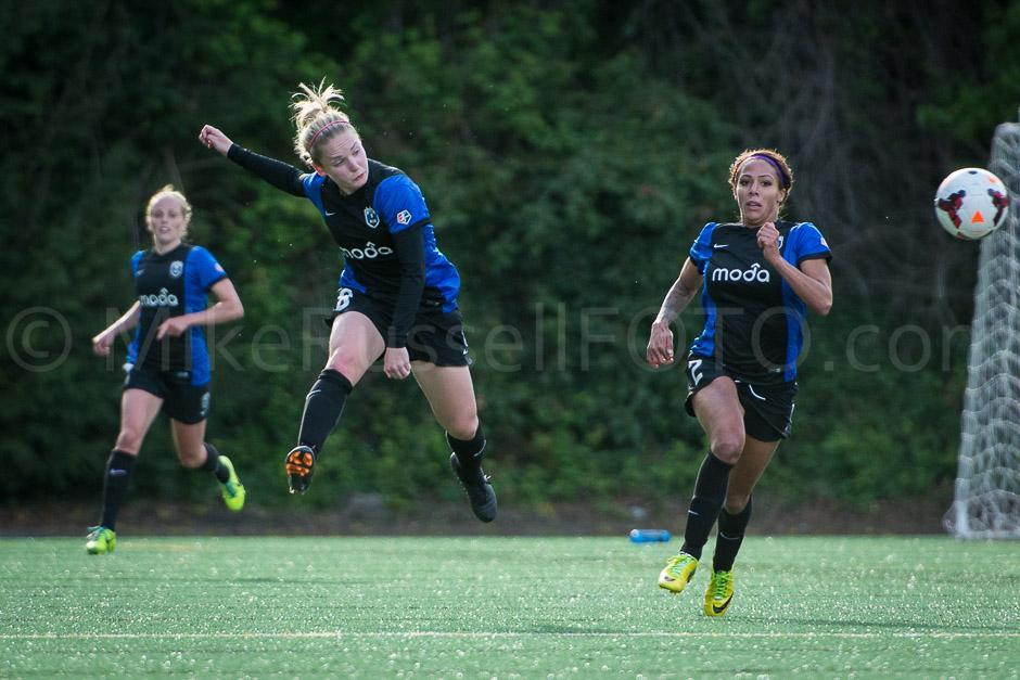 Reign FC Make 3 in a Row