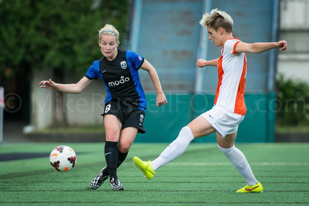 Seattle Reign vs. Sky Blue FC