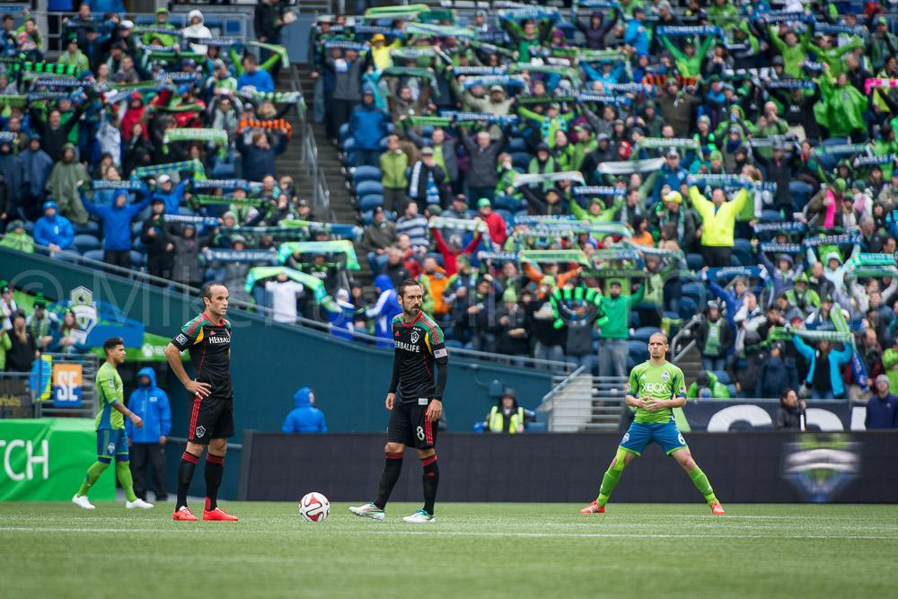 Sounders Win the Supporters' Shield