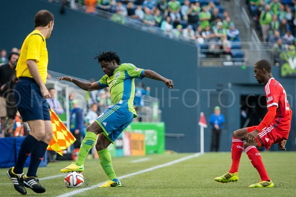 Sounders Beat Earthquakes