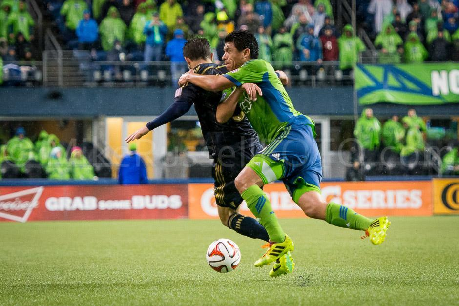 Sounders Beat Union