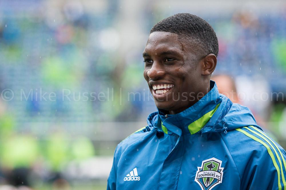 Sounders Win in Stoppage Time