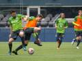 Sounders Train at CenturyLink