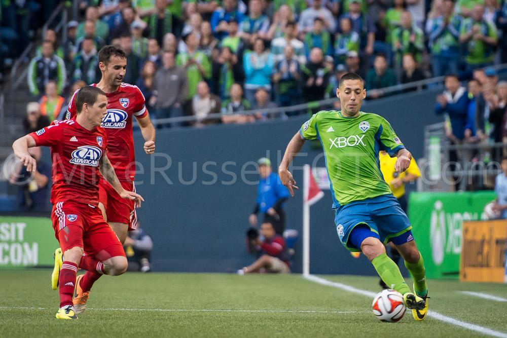 Sounders Win Over Dallas
