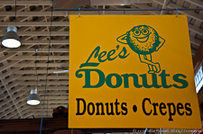 Lee's Donuts, Granville Island