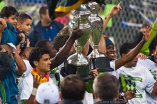 2011 US Open Cup Final: Two of the Three Cups