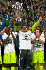 2011 US Open Cup Final: Flaco Raises the Cup