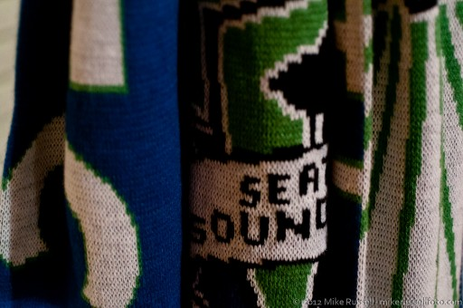 Day 78: Sounders Scarves