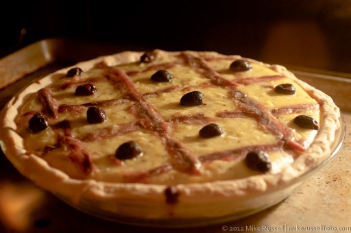 Day 88: French Onion Tart