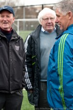 Sigi chats with legends Jimmy Gabriel and Alan Hinton