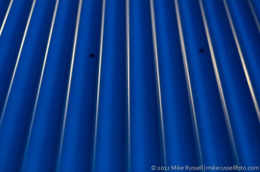 Day 143: Blue Lines