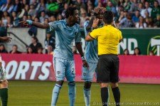 Kei Kamara and C.J. Sapong