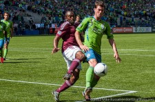 Brad Evans and Marvell Wynne