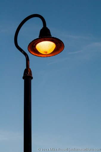 Day 180: Lamp Post