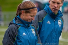 Seattle Sounders Women: Coach Michelle French
