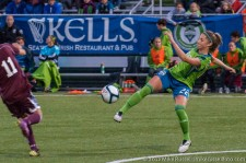 Seattle Sounders Women: Victoria Frederick