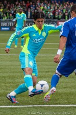Seattle Sounders USOC: Fredy Montero