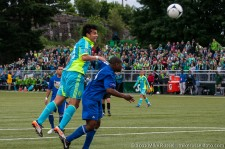 Seattle Sounders USOC: Sammy Ochoa