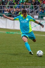 Seattle Sounders USOC: Marc Burch