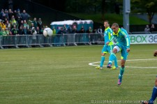Seattle Sounders USOC: Ozzie Alonso scores an incredible goal
