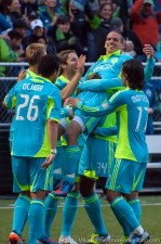 Seattle Sounders USOC: ...and Ozzie's rightfully praised by his teammates