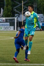 Seattle Sounders USOC: Servando Carrasco