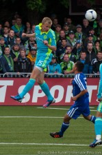 Seattle Sounders USOC: Andy Rose