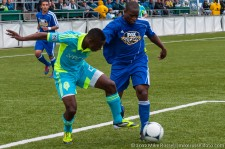 Seattle Sounders USOC: Cordell Cato