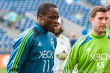 Seattle Sounders: Steve Zakuani
