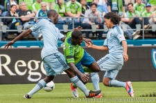 Seattle Sounders: Eddie Johnson