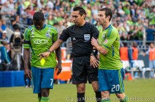 Seattle Sounders: Referee Marrufo was not a liked man in Seattle