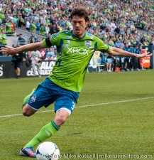Seattle Sounders: Brad Evans