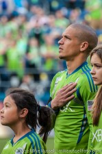 Seattle Sounders: New U.S. citizen, Ozzie Alonso