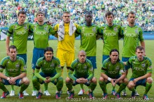 Seattle Sounders: Starting 11