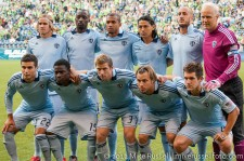 Seattle Sounders: SKC Starting 11