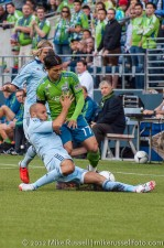 Seattle Sounders: Fredy Montero