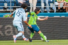 Seattle Sounders: Mauro Rosales
