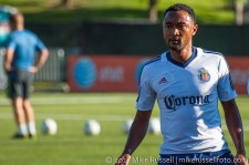 USOC Sounders-Chivas: James Riley