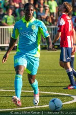 USOC Sounders-Chivas: Eddie Johnson