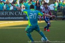 USOC Sounders-Chivas: Zach Scott