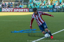 USOC Sounders-Chivas: Villafana fails to keep it in