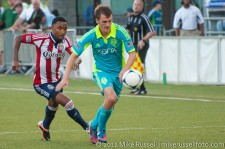 USOC Sounders-Chivas: Alex Caskey and James Riley