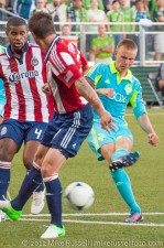 USOC Sounders-Chivas: Andy Rose