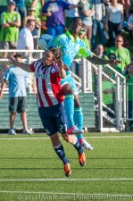 USOC Sounders-Chivas: Eddie Johnson and Ben Zemanski