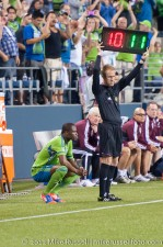 Sounders - Rapids: The Moment - Steve Zakuani returns to MLS