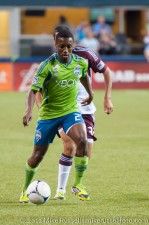 Sounders - Rapids: Cordell Cato