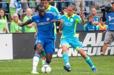 Sounders-Chelsea: Lukaku and Alonso
