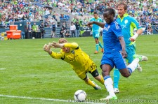 Sounders-Chelsea: Lukaku scores his second